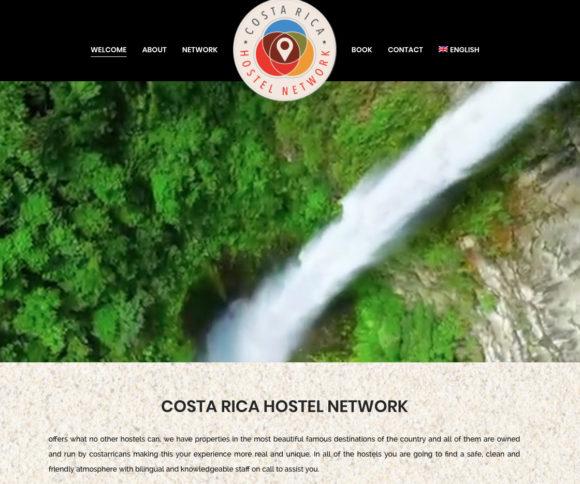 Costa Rica Hostel Network